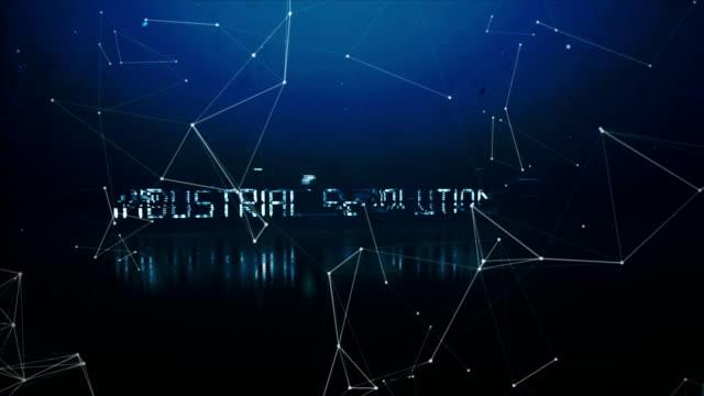 industrial revolution 4.0 - industrial revolution stock videos & royalty-free footage