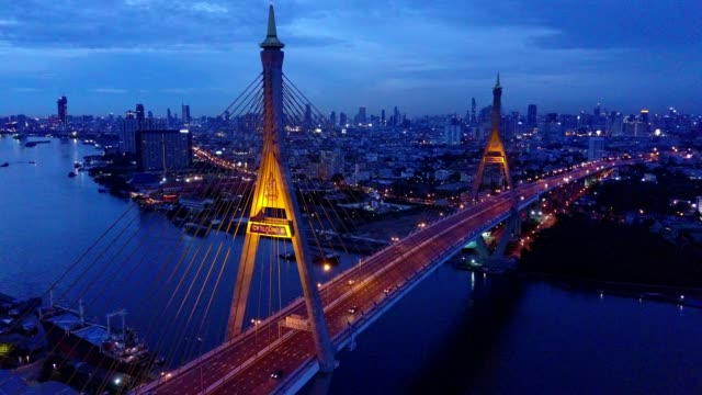 Industrial Ring Road Bhumibol Bridge