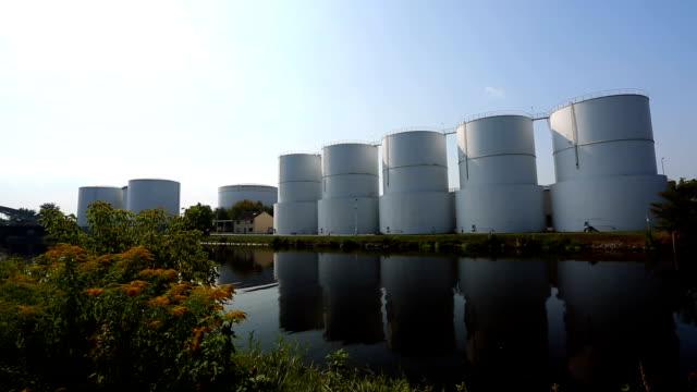 vídeos y material grabado en eventos de stock de silo industrial - fundición de acero