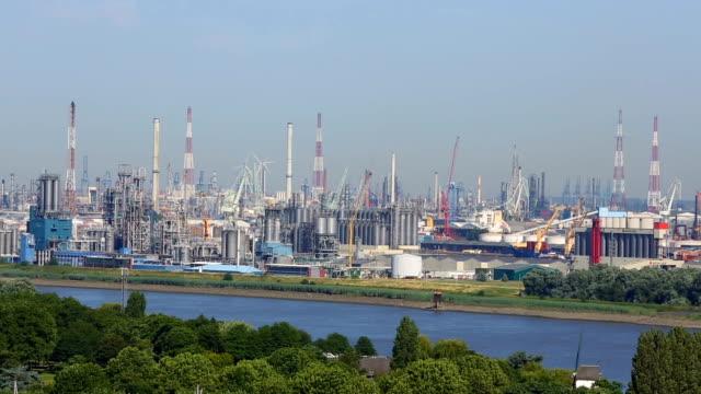 Industry in Antwerp