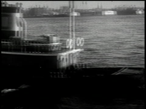 industry on parade: outgoing cargo, workhorses of the harbor, refresher course - 7 of 7 - この撮影のクリップをもっと見る 2198点の映像素材/bロール