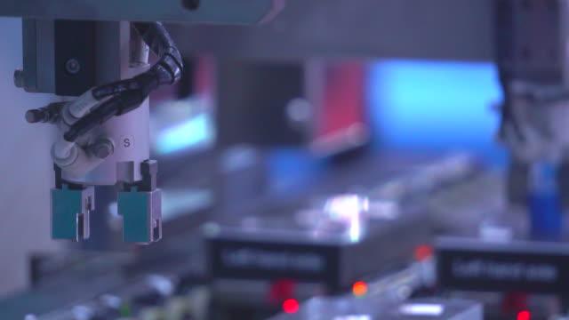 Robots de la industria