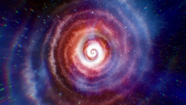 infinity loopable galaxy space backgrounds - spiral stock videos & royalty-free footage
