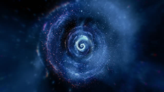 infinity loopable galaxy space backgrounds - ethereal stock videos & royalty-free footage
