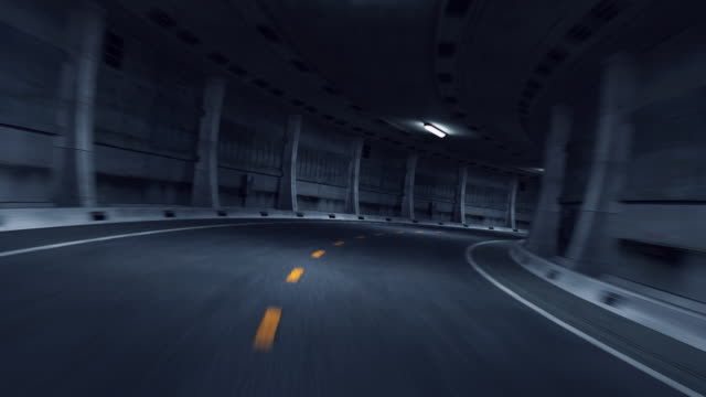 Infinity giri del Tunnel (HD 1080