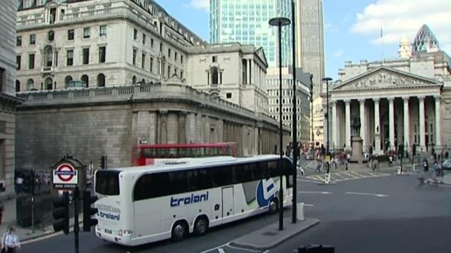 Bank of England GVs Bank of England