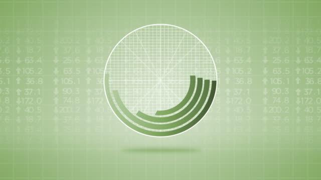 vídeos y material grabado en eventos de stock de infografía - diagrama circular