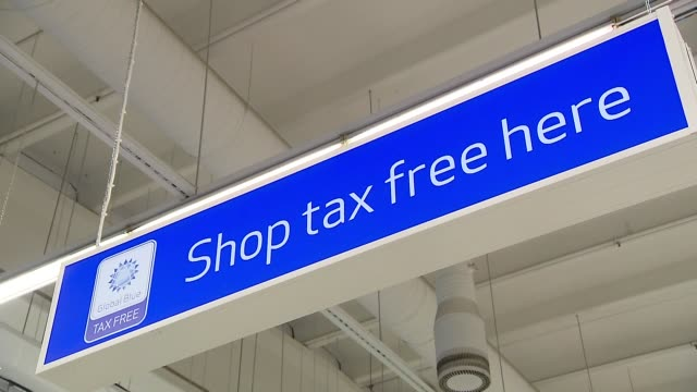 information sign in shopping mall - english language stock videos & royalty-free footage