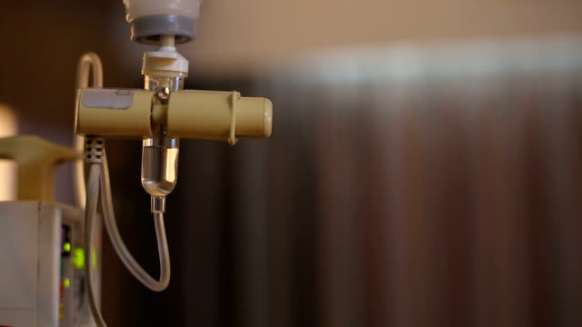 infusion bottle with iv solution to help patient - human vein stock videos and b-roll footage