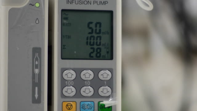 infusion pump - water pump stock videos & royalty-free footage