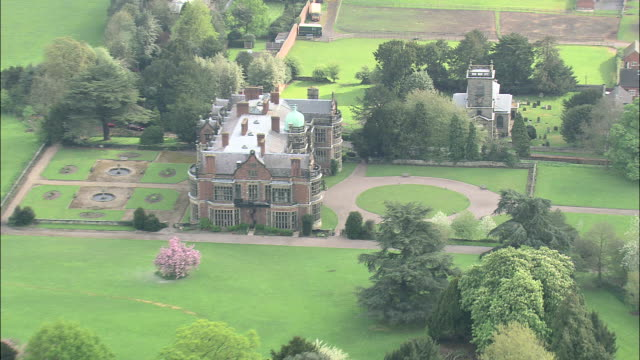 ingestre hall - stafford england stock videos and b-roll footage