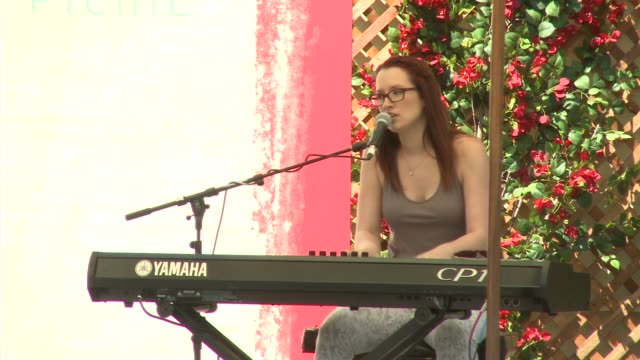 Ingrid Michaelson at 23rd Annual 'A Time For Heroes' Celebrity Picnic Benefiting The Elizabeth Glaser Pediatric AIDS Foundation on June 03 2012 in...