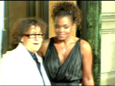 Ingrid Sischy Editor in Chief Interview Magazine and Janet Jackson at the Cartier and Interview Magazine Celebration of Love at the Cartier Mansion...