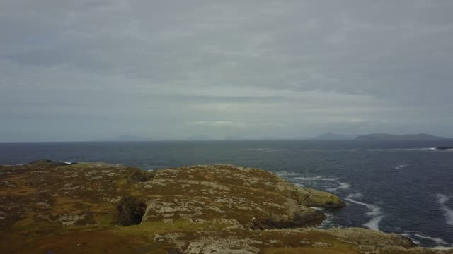 Inishboffin Island, co. Galway, Ireland.