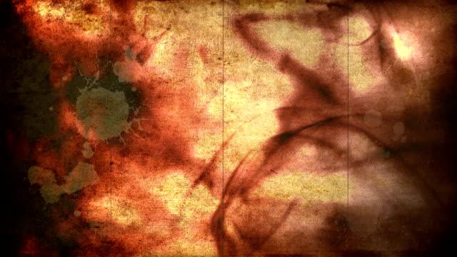 Ink Blood Grunge Background. HD