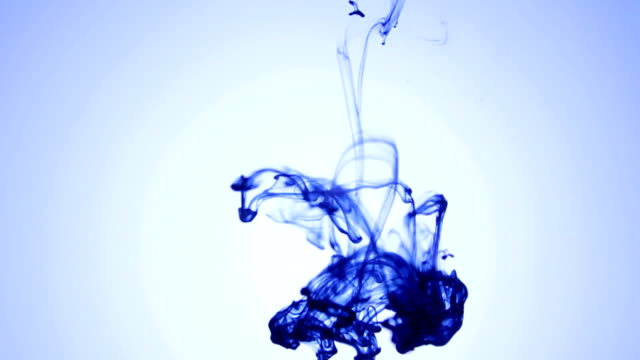 Ink in water-HD