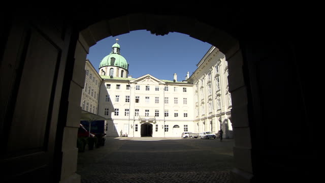 innsbruck town (tyrol - austria) - history stock videos & royalty-free footage