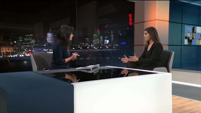 Inquiry launched into police failure to provide evidence that exonerated defendant ENGLAND London GIR INT Narita Bahra LIVE STUDIO interview SOT