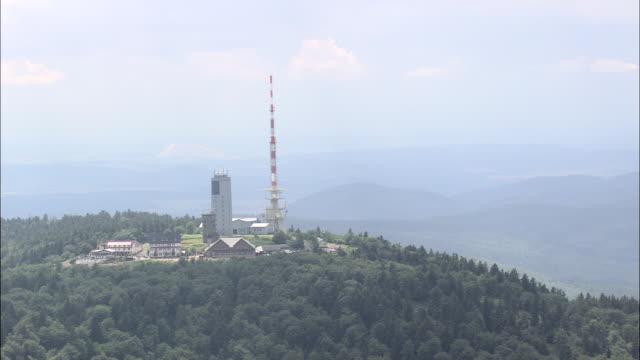 Inselsberg Transmitter