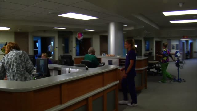 inside a hospital - casualty stock videos & royalty-free footage
