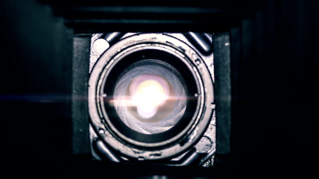 inside a vintage camera - shutter stock videos and b-roll footage