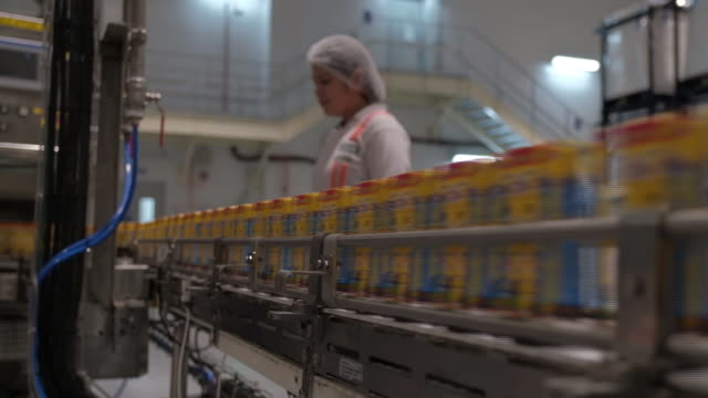 inside nestle philippines plant batangas national capital region philippines on tuesday april 2 2019 - batangas province stock videos and b-roll footage