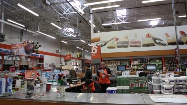 The Home Depot Videos Und B Roll Filmmaterial