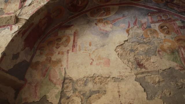 inside of st nicholas church - decline stock videos & royalty-free footage