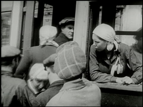 inside russia: moscow and leningrad - 4 of 12 - 1948 stock videos & royalty-free footage