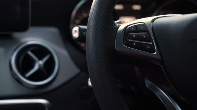 inside Sport modern car