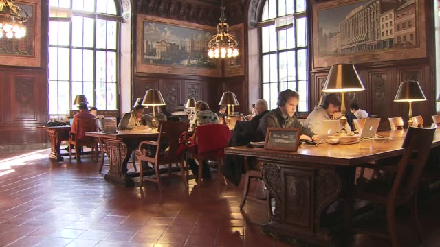 80 Top New York Public Library Video Clips & Footage - Getty