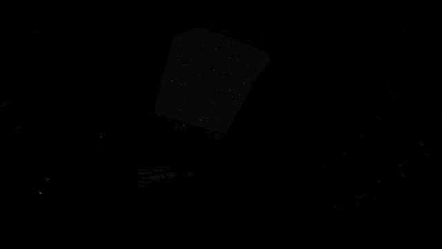 inside the very large telescope at night - cerro paranal stock videos and b-roll footage