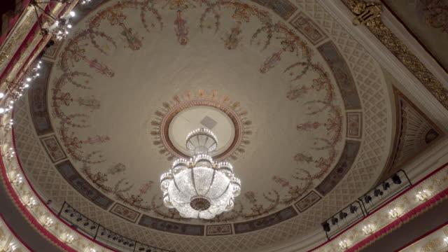 Inside view Mariinsky Theatre