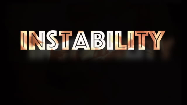 instability covid19 shaking computer graphic - shaking stock videos & royalty-free footage