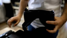 Installing Virtual Reality Simulator