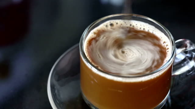 instant coffee drink