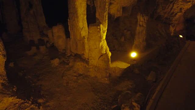 insuyu cave in burdur, turkey - 1965 stock videos & royalty-free footage