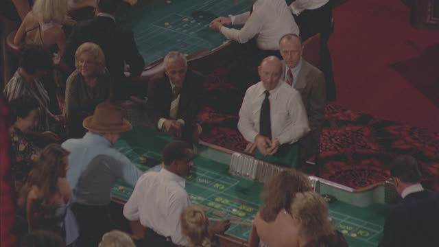 int. gambling casino, las vegas - las vegas stock videos & royalty-free footage