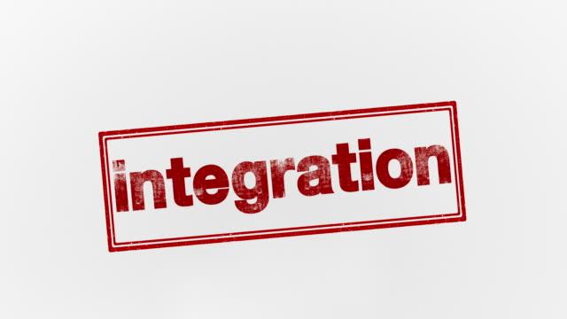 vídeos de stock e filmes b-roll de integration - fundir técnica de vídeo