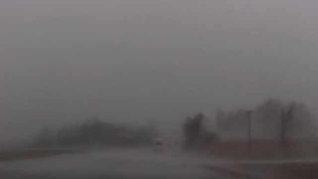 intense wind and rain pummeled new haven, vermont, and the surrounding area on march 26 during a storm that produced an ef1 tornado, the national... - vermont stock videos & royalty-free footage