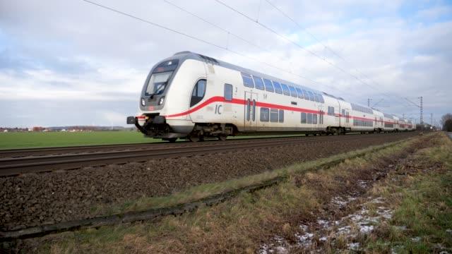 InterCity 2 av Deutsche Bahn (DB) mellan Osnabrück och Hannover