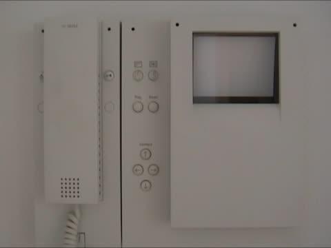 intercom equipment - intercom stock videos and b-roll footage
