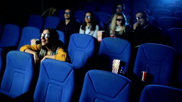 興味深いの映画 - 3dメガネ点の映像素材/bロール
