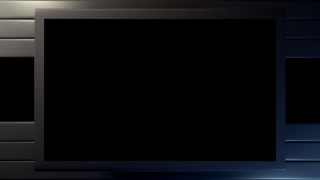 Vorlage, 3D-Interface-Loop HD-Hintergrund