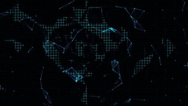 stockvideo's en b-roll-footage met interface | motie achtergrond - spion