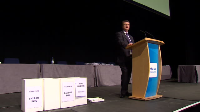 Interim UKIP leader Gerard Batten MEP states that they are the 'only opposition' to Government