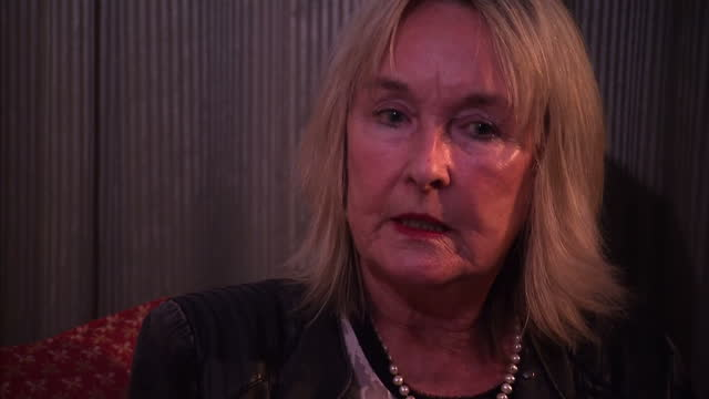 interior interview june steenkamp reeva steenkamp's mother talks about how the appeal decision will not make any difference because it won't bring... - オスカー・ピストリウス点の映像素材/bロール