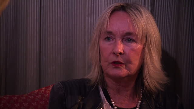 interior interview june steenkamp reeva steenkamp's mother talks about how the continuing legal process makes it hard to move on on november 03 2015... - オスカー・ピストリウス点の映像素材/bロール