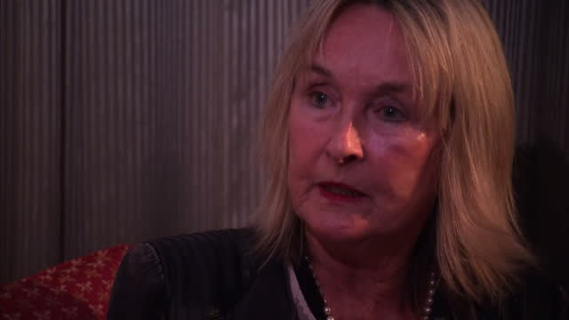 interior interview june steenkamp reeva steenkamp's mother talks about how setting up the reeva rebecca steenkamp foundation is helping her to cope... - オスカー・ピストリウス点の映像素材/bロール