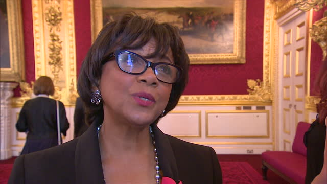 Interior interview with Cheryl Boone Isaacs President of the Academy of Motion Picture arts and Sciences speaking about the collaboration between the...